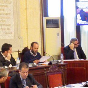 El pleno aprueba que la Junta retome el prometido Cinturón Verde de Málaga