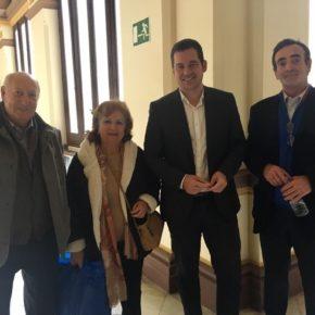 Aprobada la moción para desalojar los edificios okupados en Marqués de Valdeflores