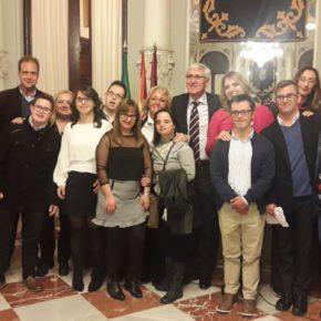 Cs Málaga, en el 25 aniversario de la Asociación Down Málaga