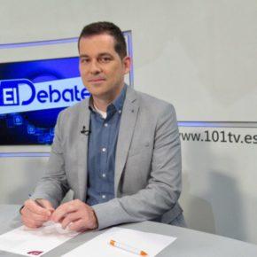 """Carballo, en 101TV: """"Hemos demostrado que somos un partido responsable en la oposición"""""""