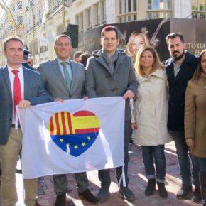 Carballo reivindica la unidad de España en el Día de la Constitución
