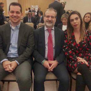 Carballo asiste al foro de Málaga Hoy