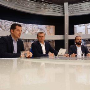 Carballo confirma en Ondaluz que Cs ha iniciado los contactos para negociar el presupuesto de 2018