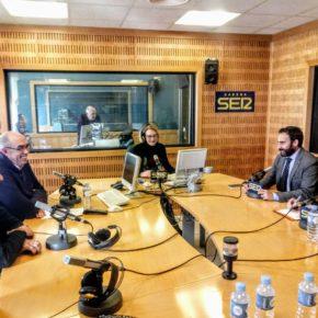 """Cassá, en la SER: """"Mientras el PSOE hace de comentarista en el Ayuntamiento, Cs Málaga lleva la iniciativa política"""""""