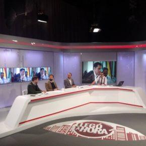 """Cassá, en 101TV: """"Aunque las encuestas nos den el doble de concejales, tenemos que seguir trabajando con humildad"""""""