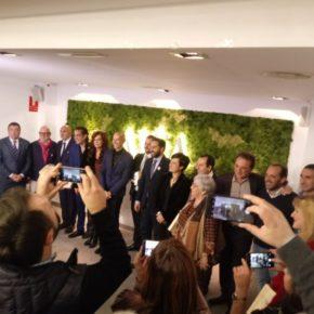 Cassá asiste a la entrega de Premios Jábega 2017