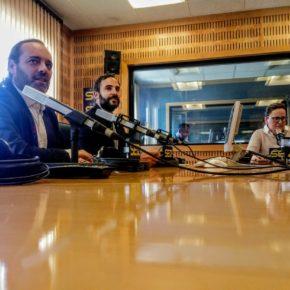 Cassá recuerda en la SER que sin solución a Limasa no hay presupuestos
