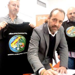 Cs llevará al pleno de Málaga la equiparación salarial de policías y guardias civiles con los cuerpos autonómicos