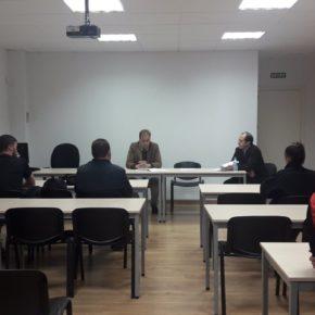 Cs Málaga se reúne con los clubes de baloncesto afectados por la 'crisis del ruido'