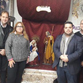 Cs Málaga, en la chocolatada de Dulce Nombre y función de Esperanza y Refugio