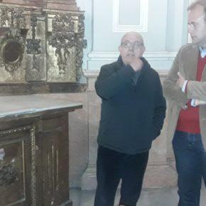 Cs Málaga visita el Santuario de la Victoria