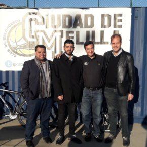 Cs Málaga, en el torneo benéfico de CB Ciudad Melilla y CD Girón