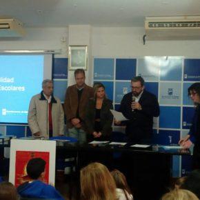 Cs Málaga, en la entrega de premios del Concurso de Belenes y Escaparates de Distrito Este