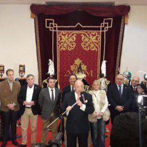 Cs Málaga, en la presentación de los trajes que lucirán los Reyes Magos