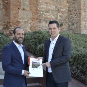 Ciudadanos propone estudiar nuevas excavaciones en La Alcazaba para recuperar los restos de la ciudadela musulmana