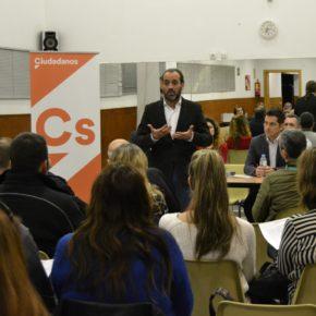 Ciudadanos activa '11x11xMálaga' con un encuentro participativo con vecinos en Teatinos
