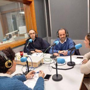 """Cassá, en la COPE: """"Estoy centrado en demostrar que Cs Málaga tiene un equipo para liderar la ciudad"""""""