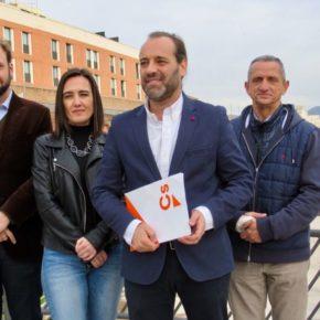 Ciudadanos propone que Junta y Ayuntamiento firmen un convenio para limpiar y mantener los cauces y arroyos de Málaga