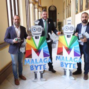 La segunda edición de Málagabyte impulsada por Ciudadanos formará en robótica a más de 11 mil escolares