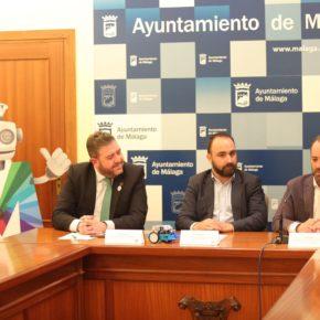 Bienvenido, Málaga Byte II