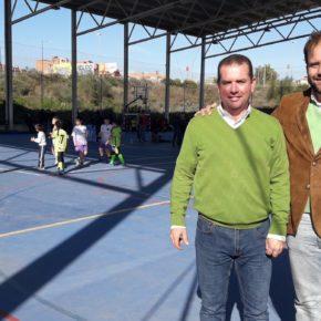 Cs Málaga, en el Día del Balonmano Benjamín