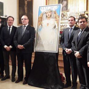 Cs Málaga, en la presentación del cartel de la estación de penitencia de Humildad