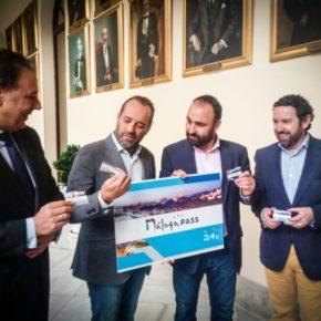 Activada la nueva versión de Málaga Pass, promovida por Cs para unificar la oferta turística de la capital