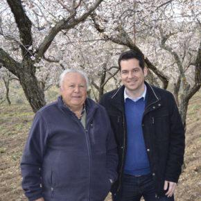 Carballo recorre los Montes de Málaga de la mano de la AV Altos de Jaboneros