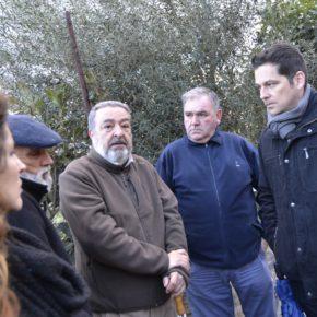 Arrancan las obras para mejorar la llegada del agua a la Sierra de Churriana impulsadas por Cs Málaga