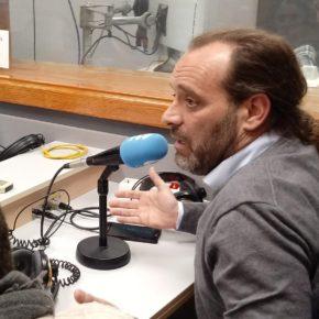Cassá defiende en Cope el proyecto de Moreno Peralta para rehabilitar los Baños del Carmen