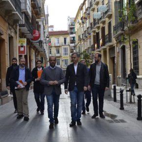 Ciudadanos ve intolerable un acto con condenados del GRAPO en la Casa Invisible y vuelve a pedir su salida a concurso