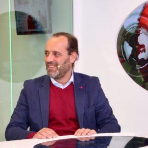 """""""Cs está construyendo un proyecto fuerte y pujante para acometer la cuarta modernización de Málaga"""""""