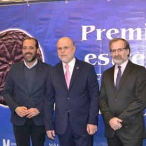 """Cassá asiste a la XIV edición de los """"Premios Estrella Feniké de la Cultura"""" de Zegrí"""