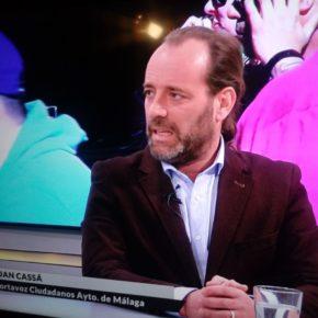 """""""Cuidado con la turismofobia e intervencionismo, la hostelería da de comer a muchas familias en Málaga"""""""