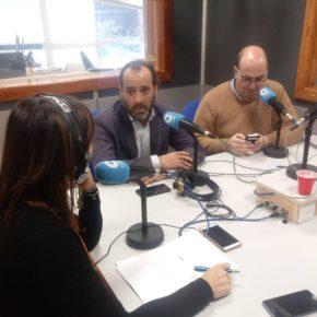 Cassá reivindica en Cope que Cs trabaja para liderar la cuarta modernización de Málaga