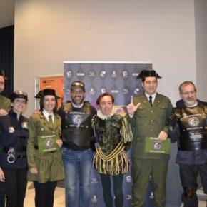 Ciudadanos reivindica en el Carnaval de Málaga la equiparación salarial de Policía y Guardia Civil
