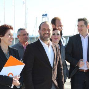 Ciudadanos quiere que el pleno refrende su apoyo al hotel del Puerto para enviar un potente mensaje de seguridad jurídica
