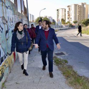 Cs propone mejorar las conexiones Teatinos-PTA y resolver los problemas de accesos al Colegio Los Olivos y el IES Universidad Laboral