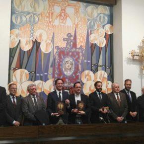 Cs Málaga, en la presentación de 'La Saeta' de Cuaresma