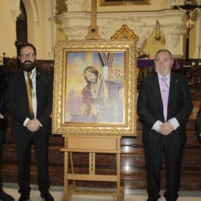 Cs Málaga, en la presentación del cartel del traslado de Misericordia Málaga