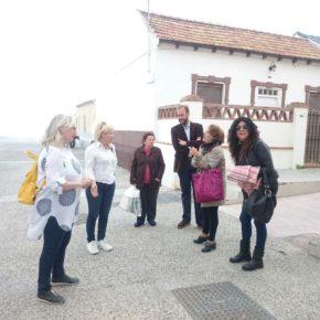 Cs Málaga visita Pedregalejo para conocer las demandas vecinales