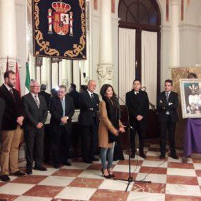 Cs Málaga, en la presentación del cartel del Concurso de Saetas Ciudad de Málaga