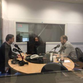 Cs defiende en Canal Málaga Radio que los discapacitados disfruten en igualdad de condiciones de los grandes eventos