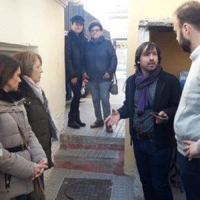Cs Málaga se reúne con vecinos de Pedregalejo