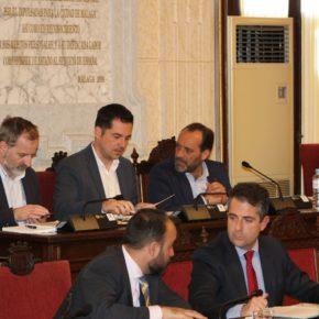 Ciudadanos fuerza en pleno establecer un calendario para rehabilitar los Baños del Carmen