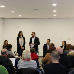 Ciudadanos celebra su encuentro vecinal 11x11xMálaga en Campanillas