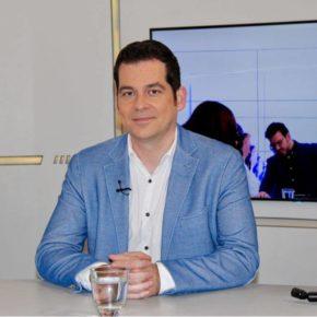 Carballo defiende en 101TV el contrato único que propone Cs para luchar contra la precariedad laboral