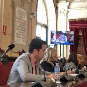 Aprobada nuestra moción para que Málaga cuente con un Centro de Arte Urbano