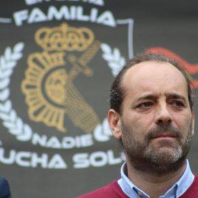 Respaldo unánime de Ciudadanos Málaga a la manifestación por la equiparación salarial de Policías y Guardia Civil