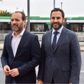 Ciudadanos y PSOE exigen a De la Torre que abandone el frentismo con el metro y facilite la obra del tramo al Civil
